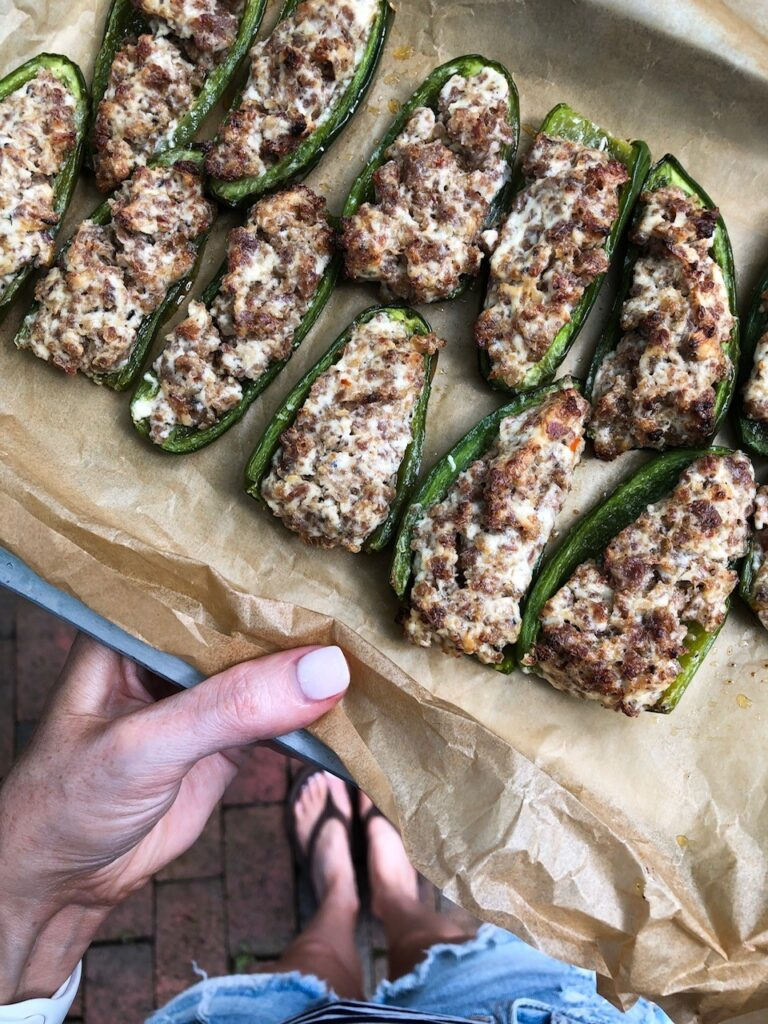 Wamplers Sausage JALAPENO POPPERS