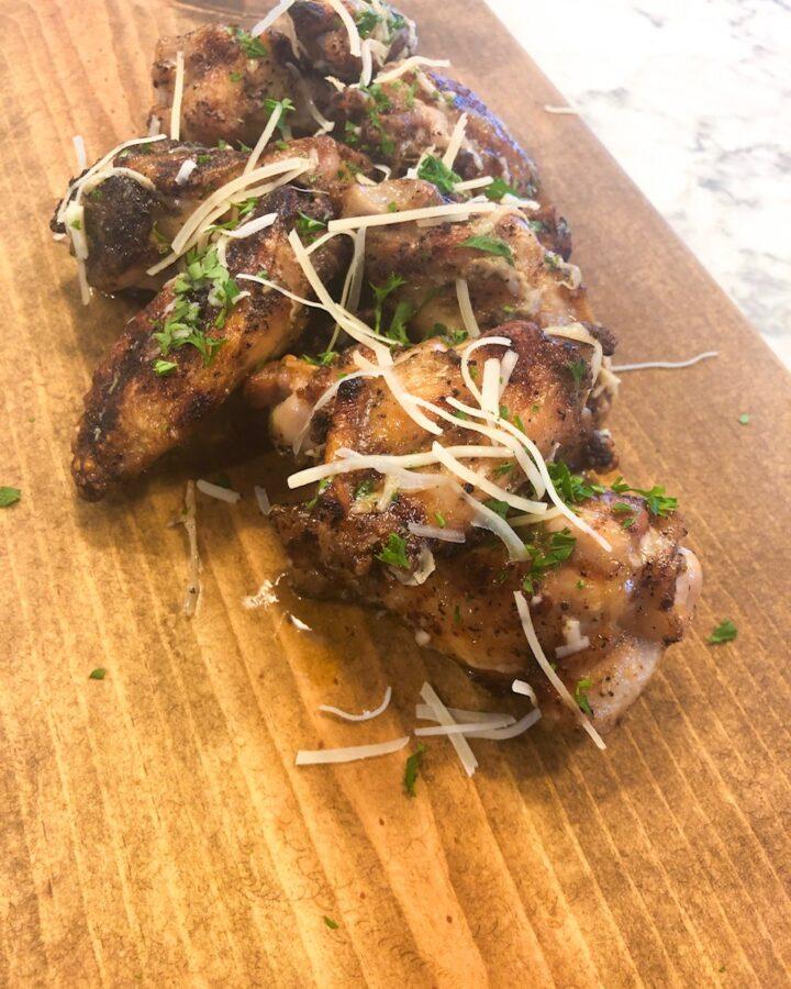 Italian Chicken Wings