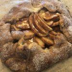 Apple+Galette+apricot+walnuts+caramel