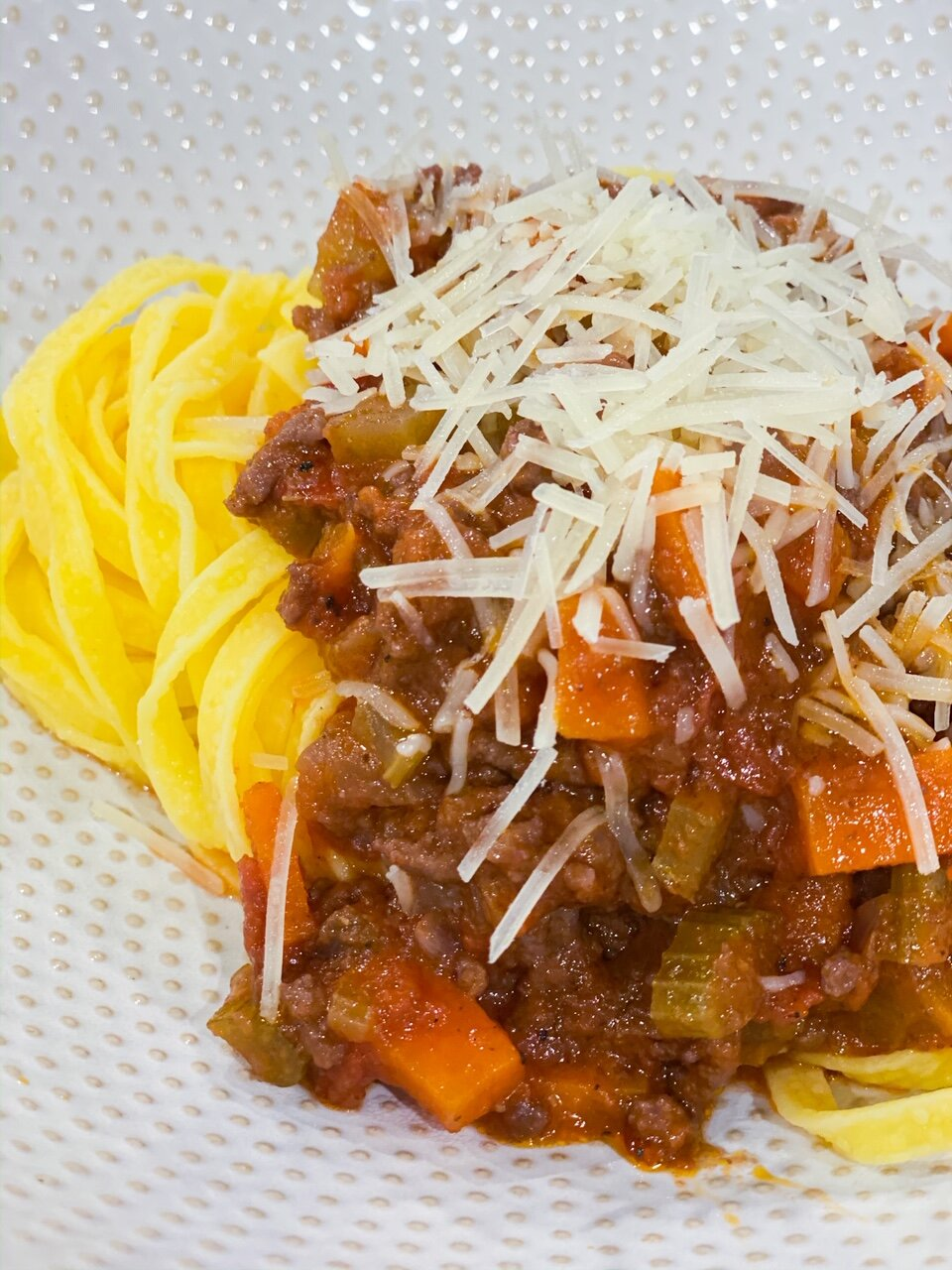 Authentic Bolognese Sauce from Italy