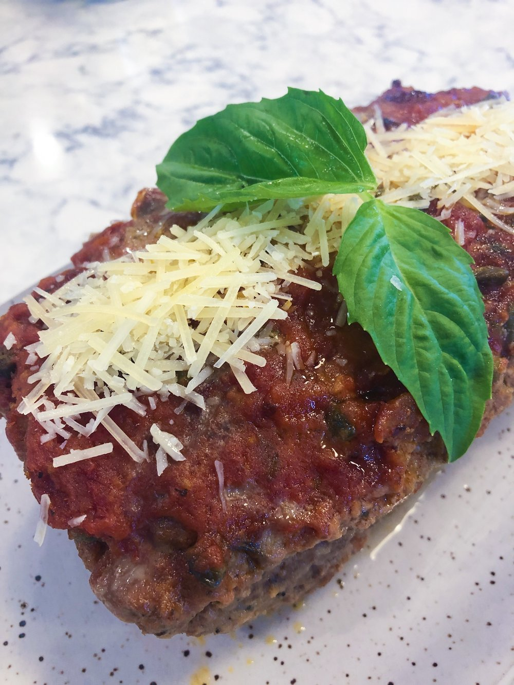 DeSocio in the Kitchen Italian meatloaf