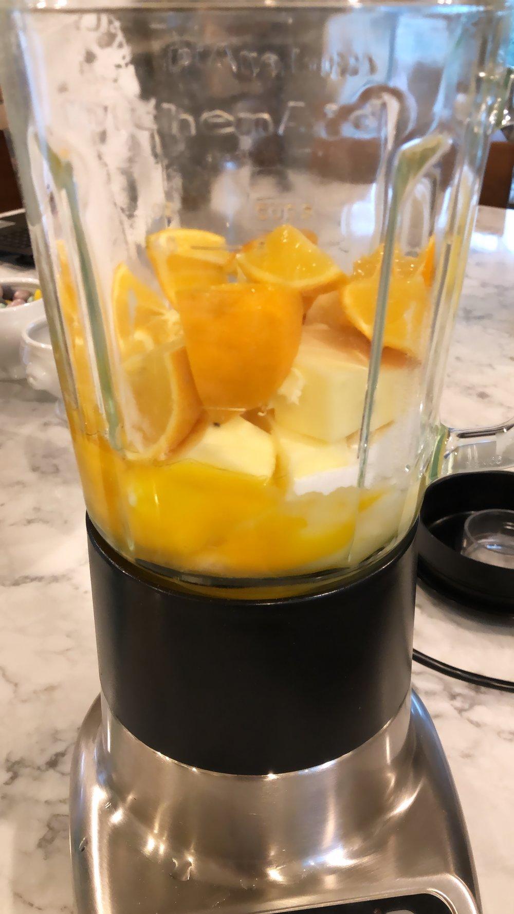Easy Lemon Tart Ingredients