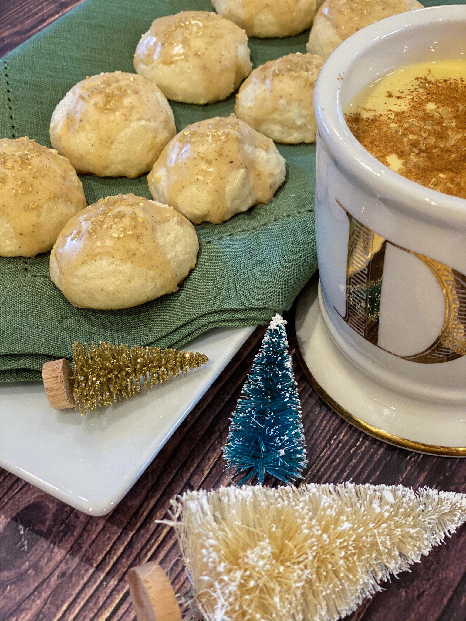 Eggnog+Ricotta+Christmas+Cookies