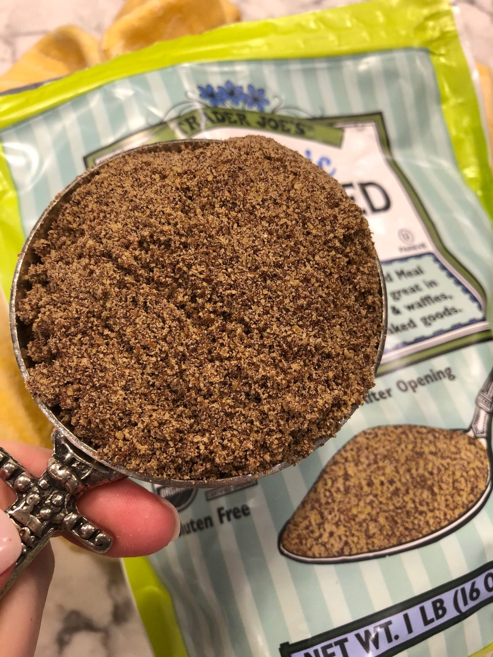 Ground Flaxseed Meal