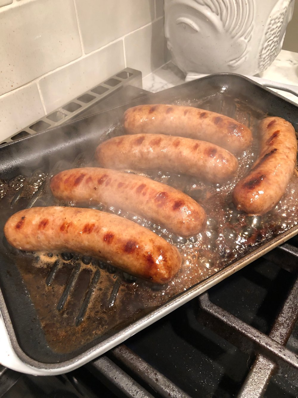 Browning up those Brats!