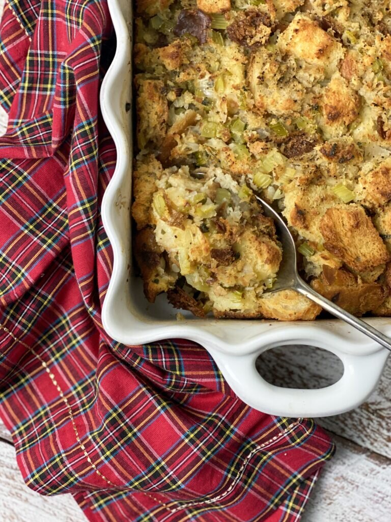 MY MOTHER'S STUFFING