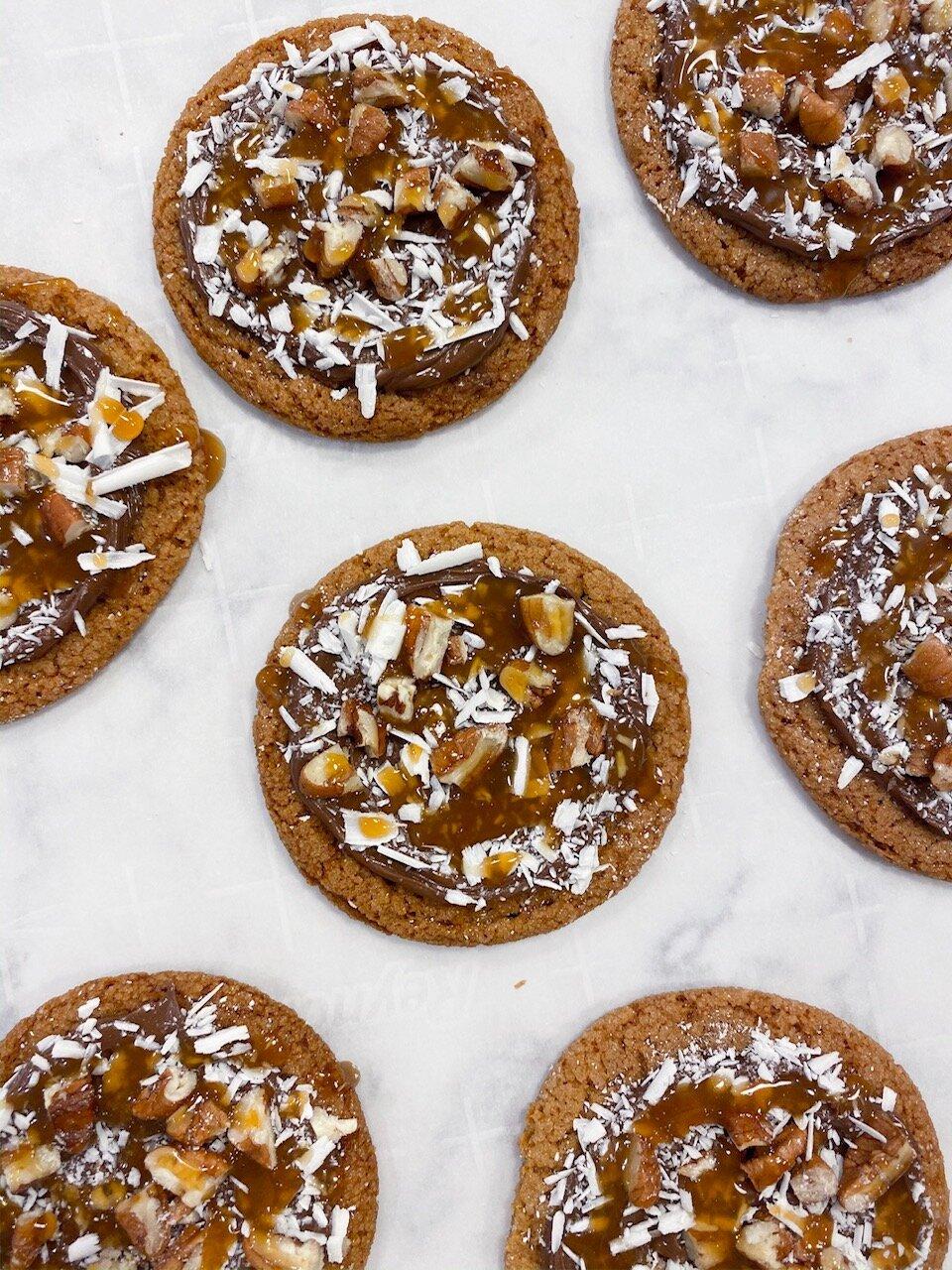 Nutella Caramel Gingerbread Cookies (4).JPG