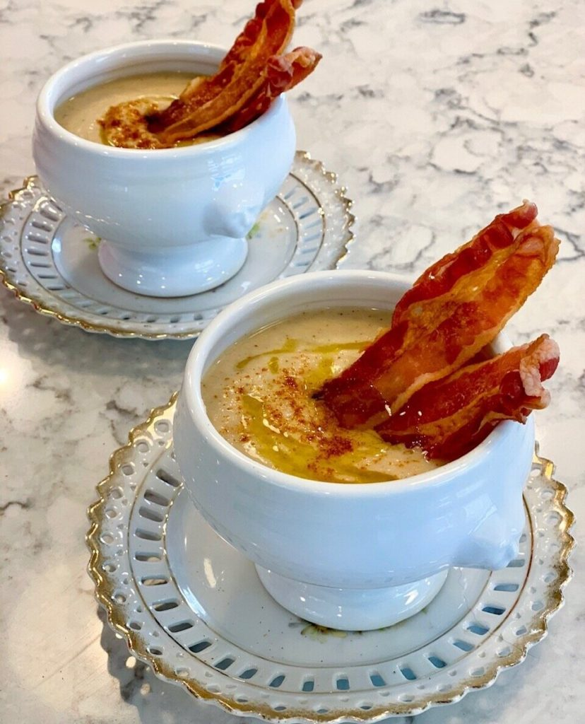 Parsnip+Soup