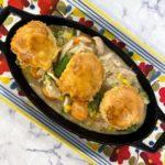 Quick+an+Easy+rotisserie++chicken+Pot+Pie