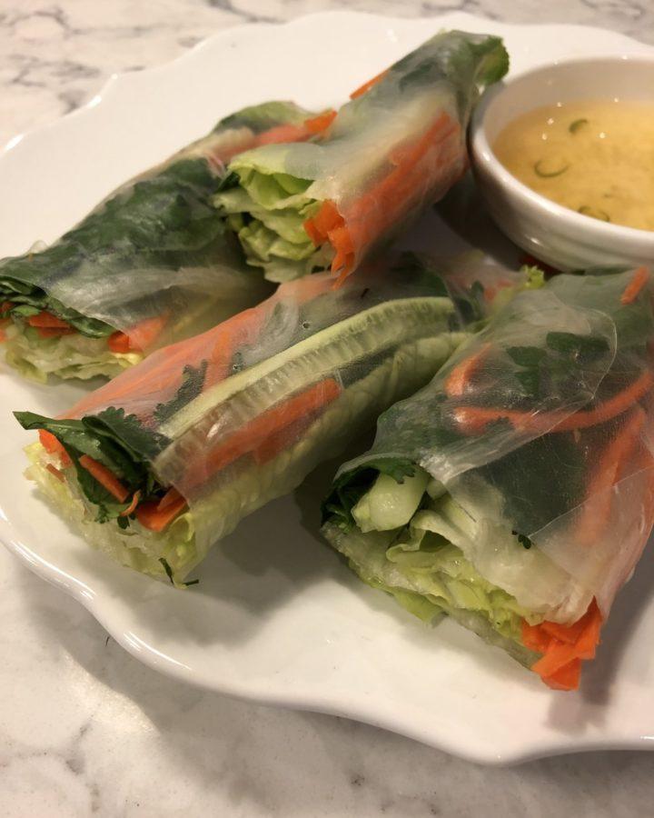 Vietnamese+Spring+Roll
