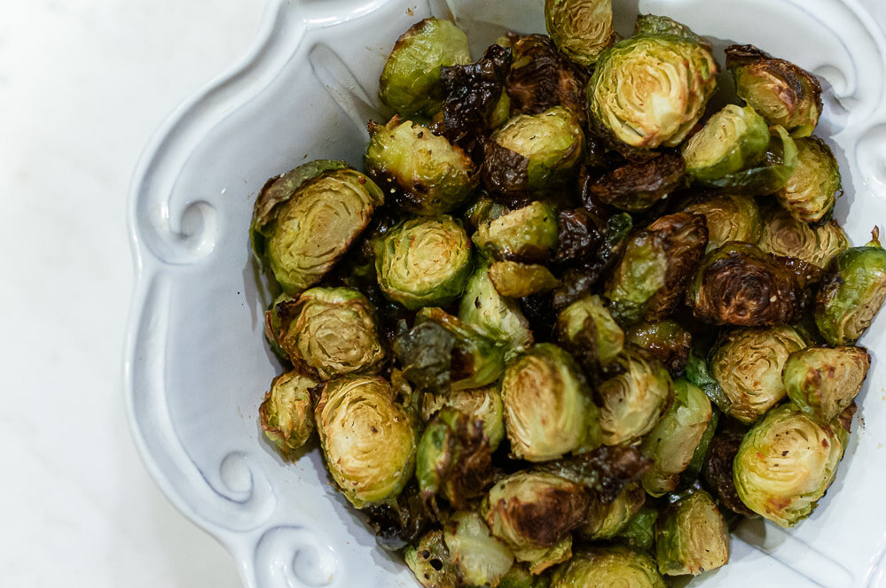 Quick Recipe - Roasted Brussel Sprouts