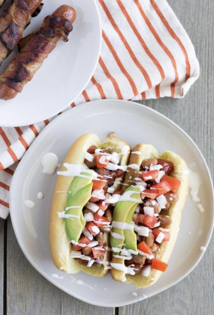 SONORAN HOT DOG_THAI MEXICAN