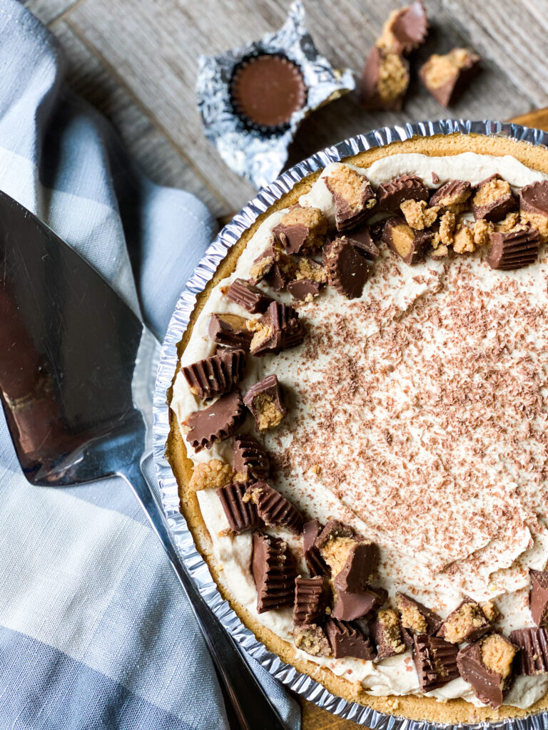 Peanut Butter Pie - DeSocio in the Kitchen (30)