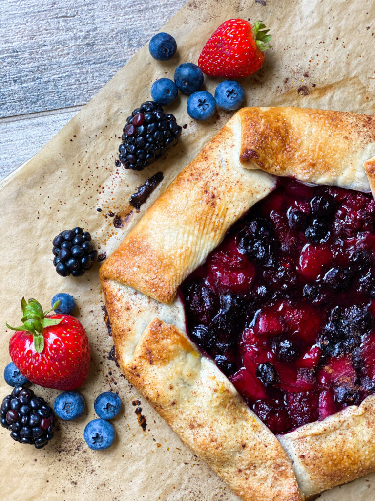 Triple Berry Galette - DeSocio in the Kitchen (23)