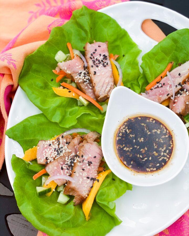 Ahi-Tuna-Lettuce-Cups