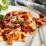 handwritten recipe from Italy