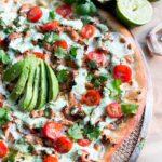 JALAPENO Lime Carnitas Pizza
