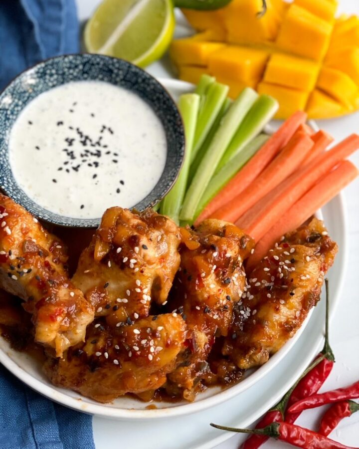 Mango-Jalapeno-Wings