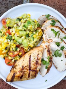 tequila lime grilled chicken